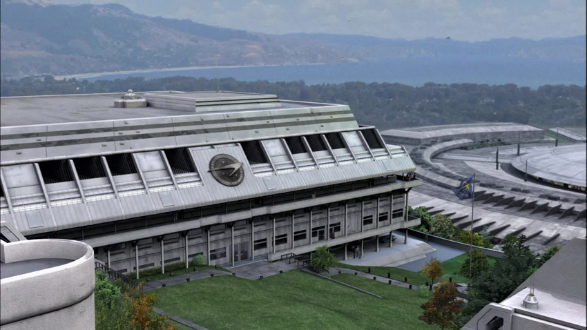 Earth Starfleet Headquarters