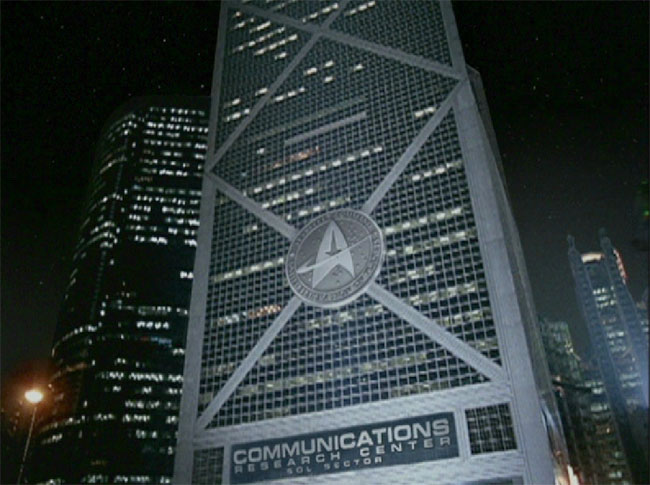 Starfleet Communications