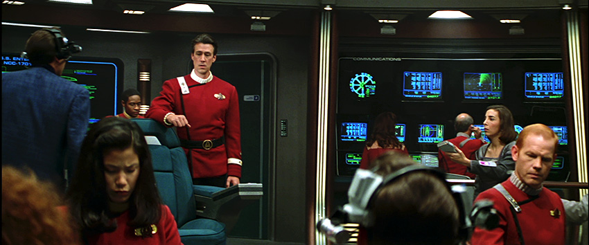 Starship internal Excelsior Class