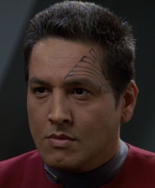 People picture Chakotay