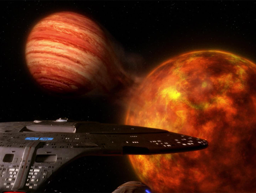 Episode picture Planetary Collision