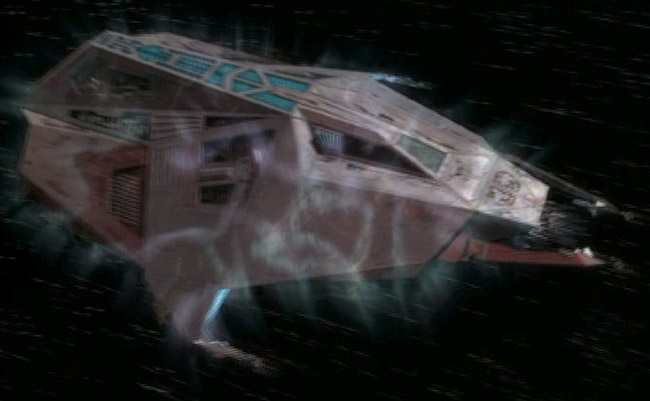Science and Technology pictures Co-axial Warp Core