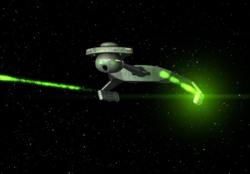 Klingon Battlecruiser - Notes
