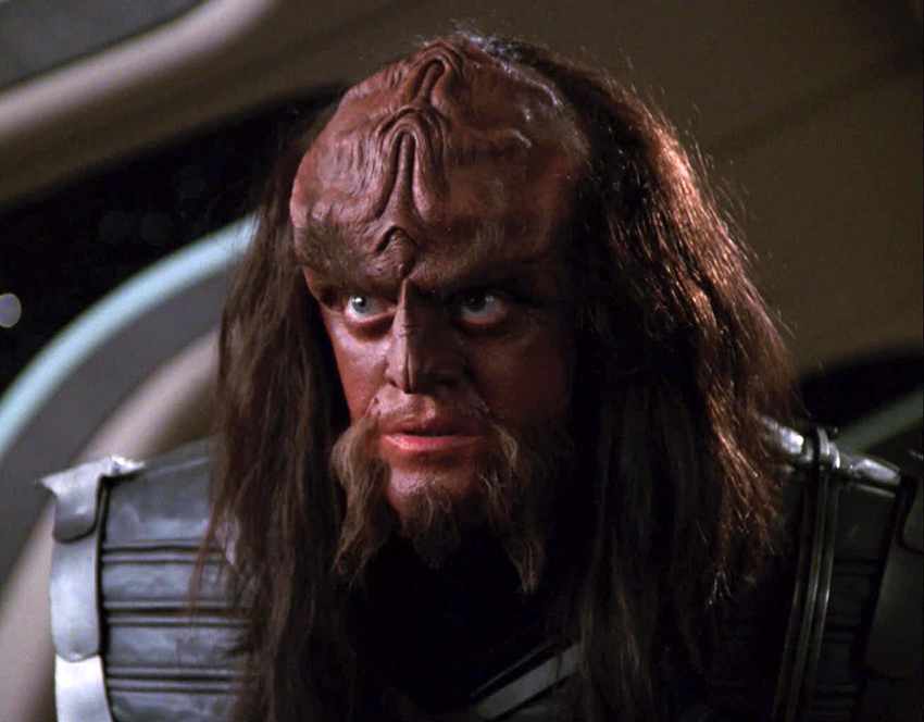People picture Gowron