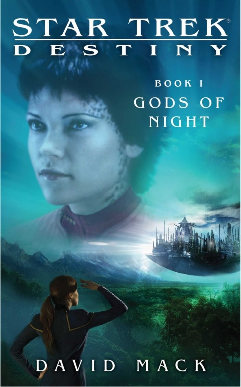 Destiny Book 1 : Gods of Night