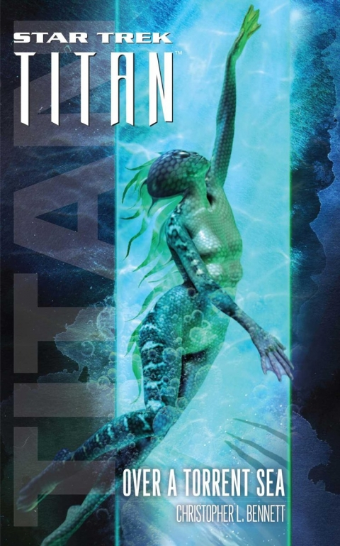 Titan Book 5 : Over a Torrent Sea