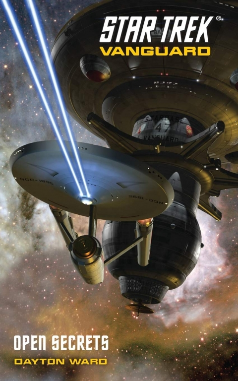 Star Trek : Vanguard, Book 4 - Open Secrets