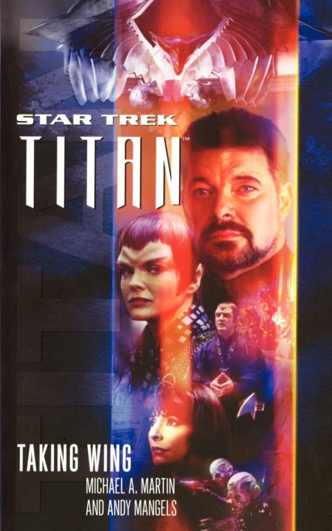 Titan Book 1 : Taking Wing