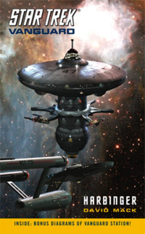 Star Trek : Vanguard, Book 1 - Harbinger