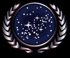 The Great Seal of the  United Federation of Planets