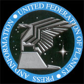 Seal of the Federation press   and information bureau