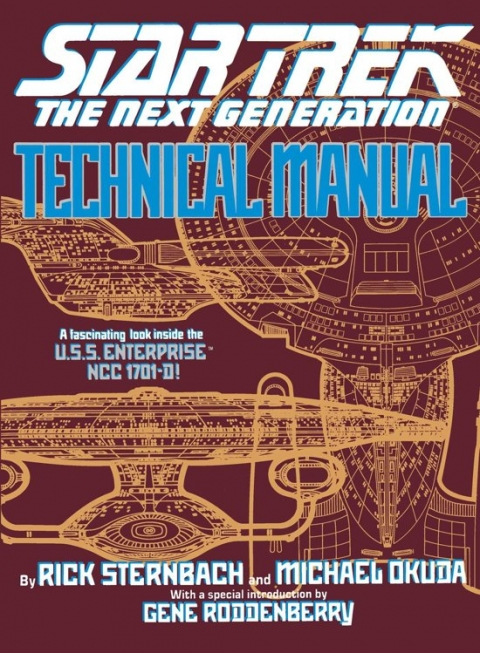 Star Trek : The Next Generation Technical Manual
