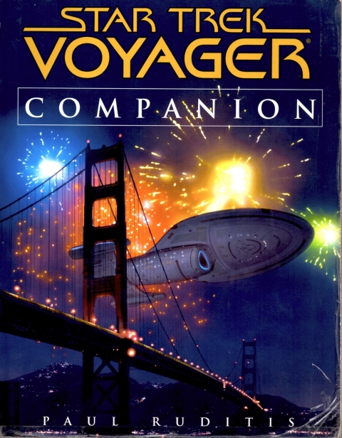 'Voyager' Companion