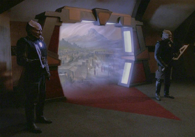 Episode picture Iconian Gateway