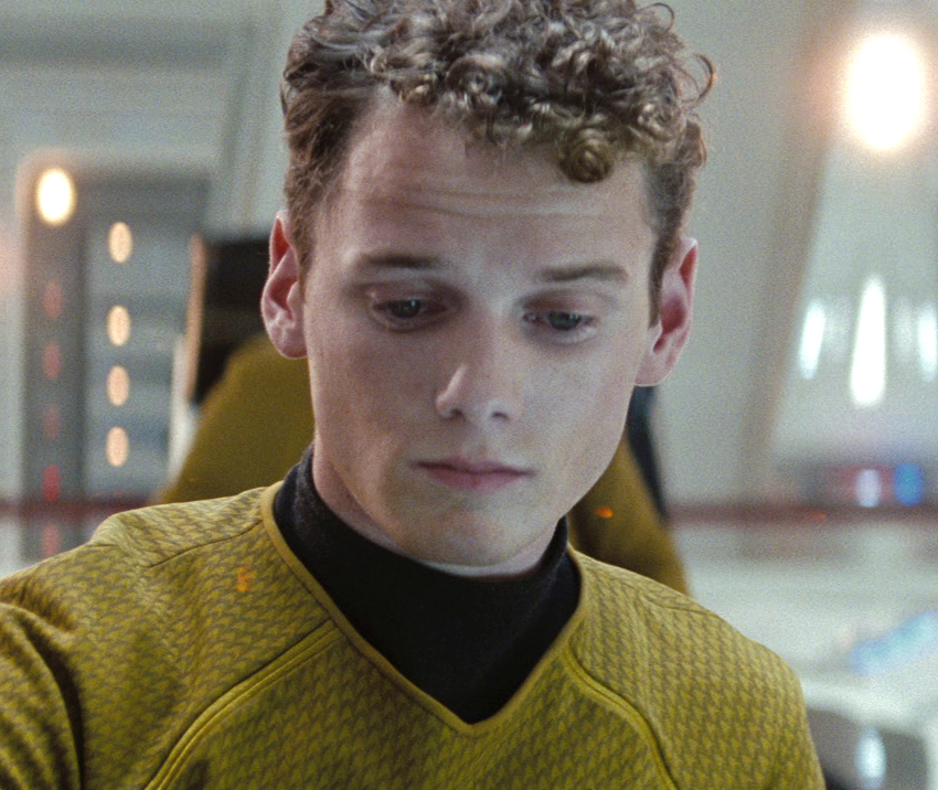 People picture Pavel Chekov