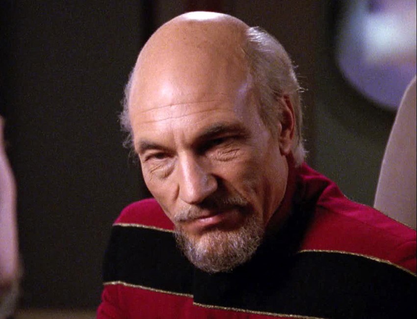 People picture Future Picard