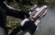 Albino Forces Rifle