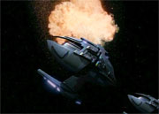 Episode image Dominion Attack Ship