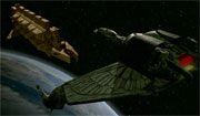 Episode image Cardassian Freighter