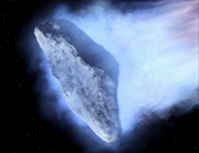 Science and Technology images Comets