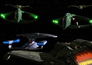 Gallery image Klingon Bird of Prey<br>Image #7