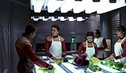 Enterprise-A Kitchen