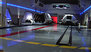 Science and Technology images Shuttle bay