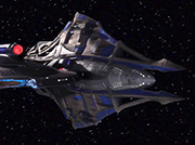 Episode image Kriosian Battlecruiser