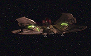 Episode image Nausicaan Fighter