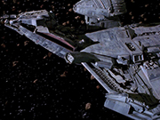 Episode image Promellian Battlecruiser