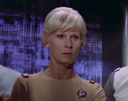 Starship internals Janice Rand