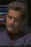 Starship internals Captain Sanders