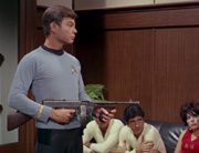 Starship internals Projectile Weapons Thompson sub-machine gun