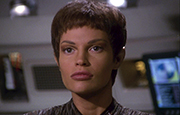 Starship internals T'Pol
