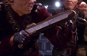 Ferengi rifle