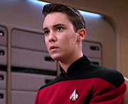 People Wesley Crusher