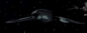 Xindi Aquatic Fighter