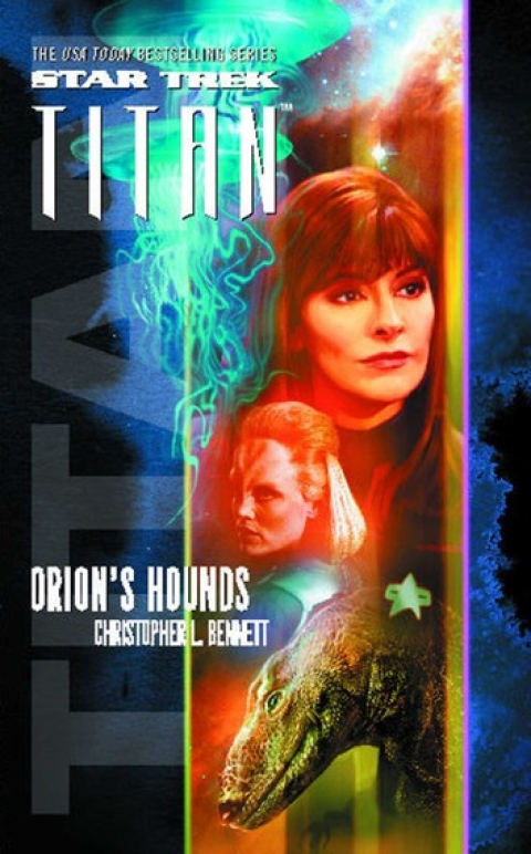 Titan Book 3 : Orion's Hounds